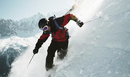 Ski Alpinizmus